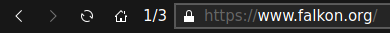 Toolbar button/label example